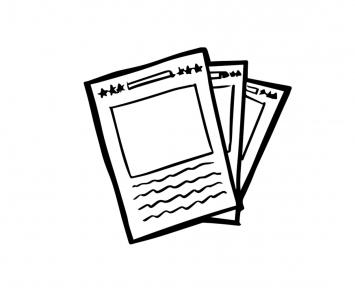 Plaquette et Posters de la plate-forme BIBS