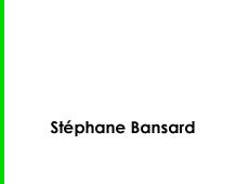Stéphane Bansard